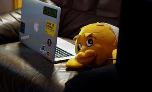 Puffy mit laptop 46615150022 o